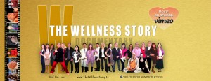 The Wellness Story Banner