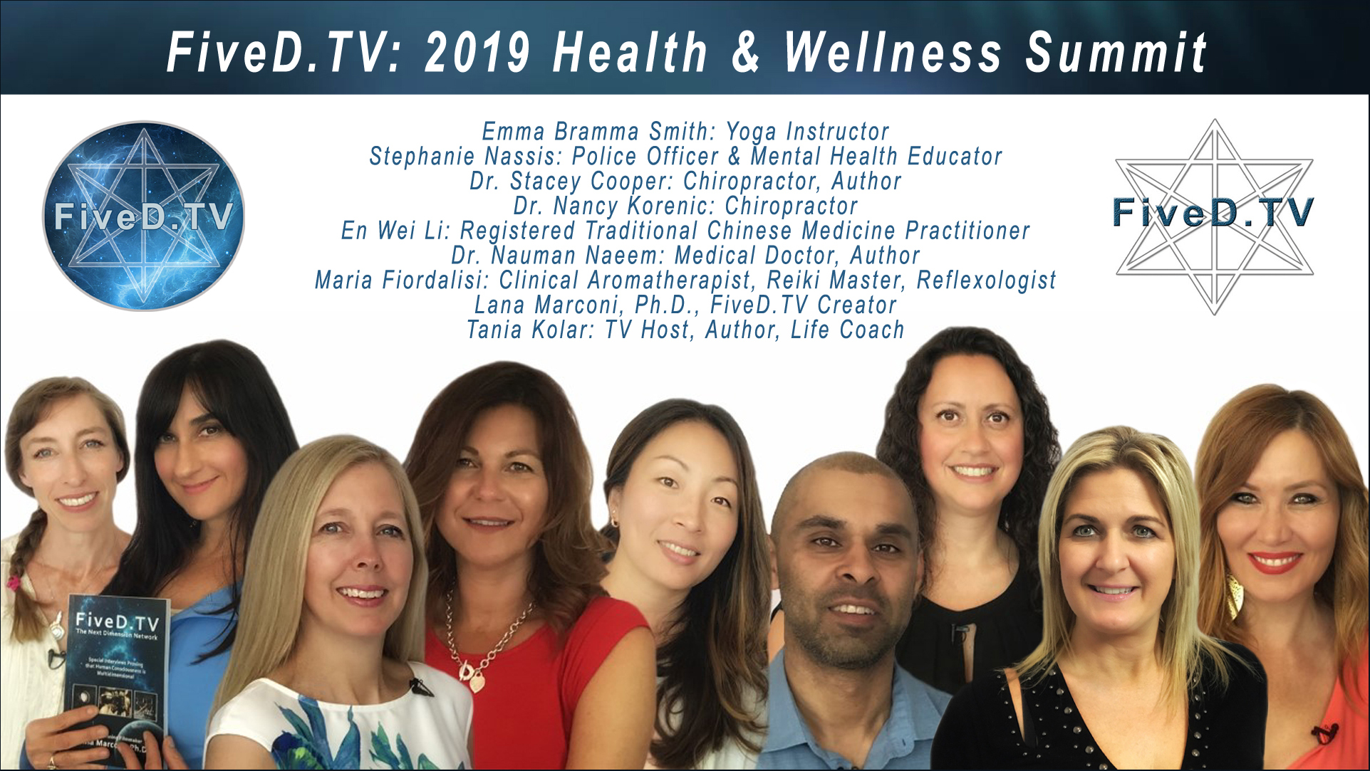2019 FiveDTV Cover Health Summit with border